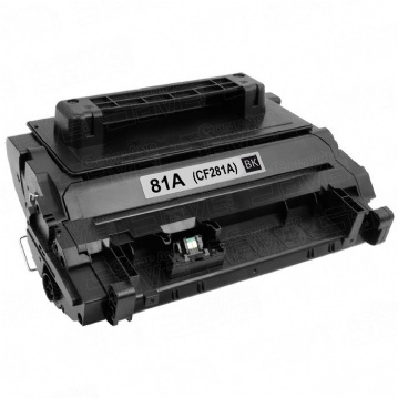 HP 81A - black - LaserJet - Refurbished toner cartridge ( CF281A ) Brand New Enterprise Ink